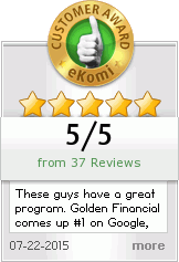 golden financial services customer reviews