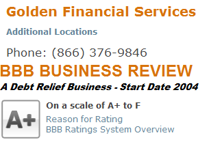 A+ Rated BBB Debt Settlement Program