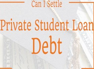 private student loan relief