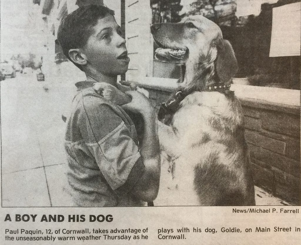 Golden Financial Services was named after their owner's dog.